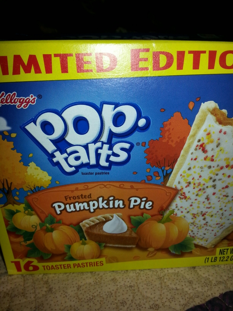 Someone Read My Mind! Junk food That Tastes Like Pumpkin Pie!