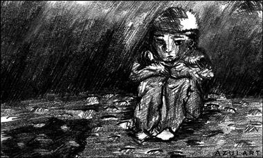 Sad Kid Image