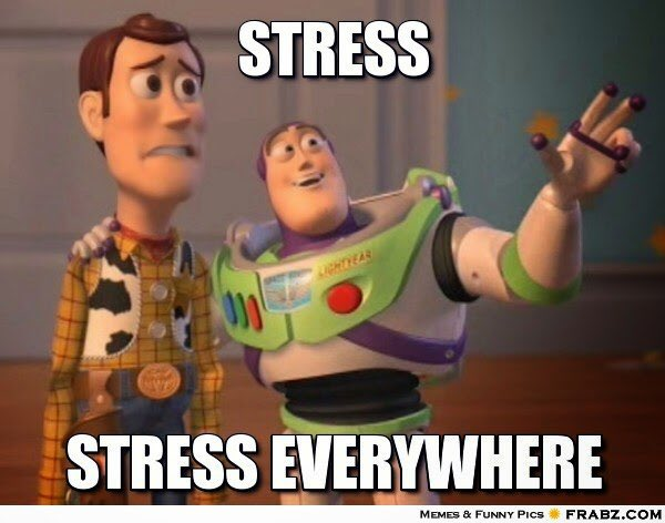 Stressed Meme 1